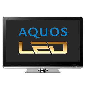 Photo of Sharp Quattron LC-40LE821E Television
