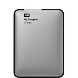 WD My Passport Portable Hard Drive for Mac - 2 TB, Silver Reviews