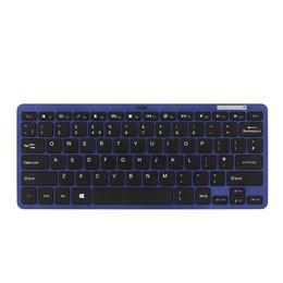 Logik LKBWLBL13 Wireless Keyboard - Blue Reviews