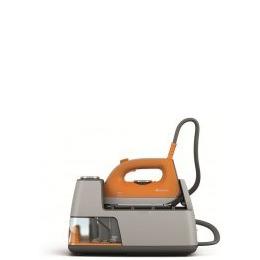Hotpoint SGC10AA0UK Steam Generator Iron - Orange & Grey Reviews