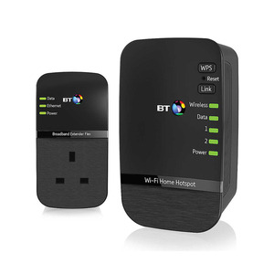 Photo of BT Wi-Fi Hotspot 500 Kit (Twin Pack) Router