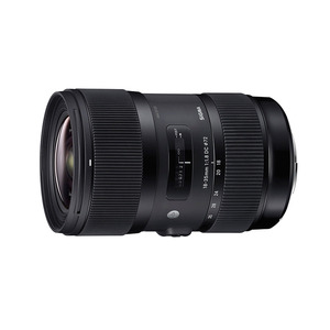 Photo of Sigma 18-35MM F1.8 DC HSM | A Lens