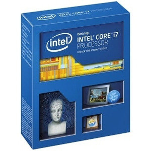 Photo of Intel Core I7 I7-4930K CPU
