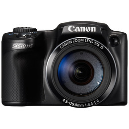 Canon Powershot SX510 HS Reviews