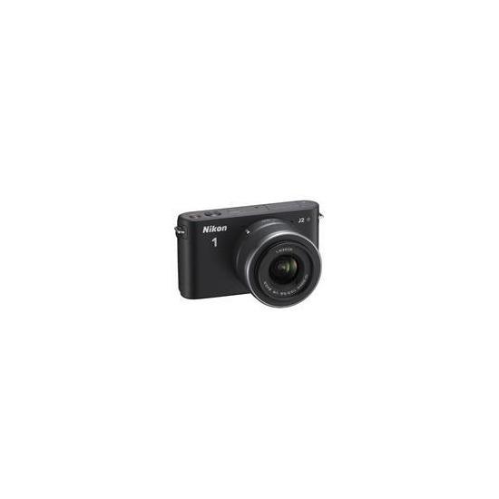 Nikon 1 J2 with 10-30mm VR Lens