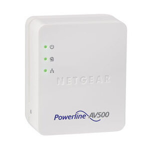 Photo of Netgear AV500 XAVB5201 Network Switch