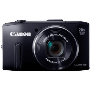 Photo of PowerShot SX280 HS Digital Camera