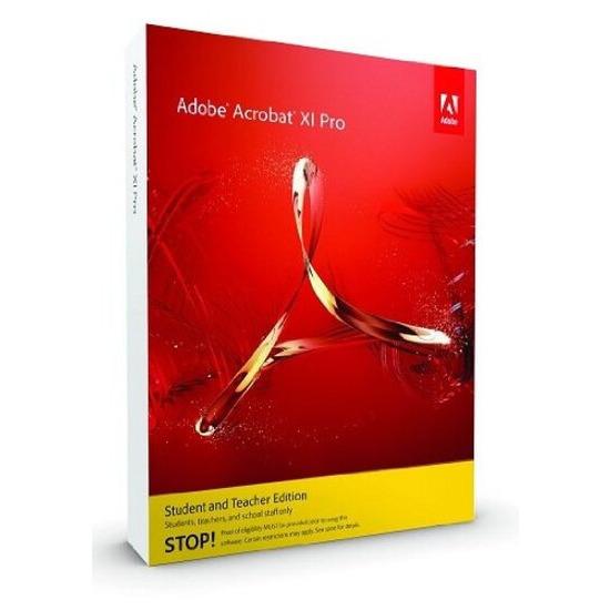 Adobe Acrobat XI Pro Student and Teacher Edition (Mac)