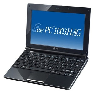 Photo of Asus Eee PC 1003HAG (Netbook) Laptop