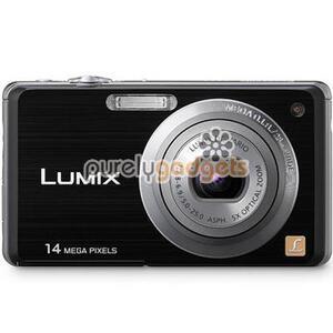 Photo of Panasonic Lumix DMC-FS11 Digital Camera