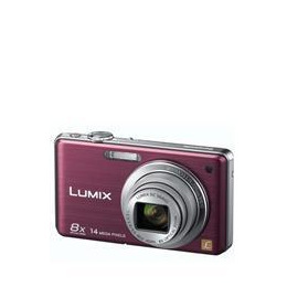 Panasonic Lumix DMC-FS30 Reviews