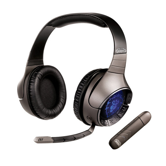 Creative World of Warcraft Wireless headset