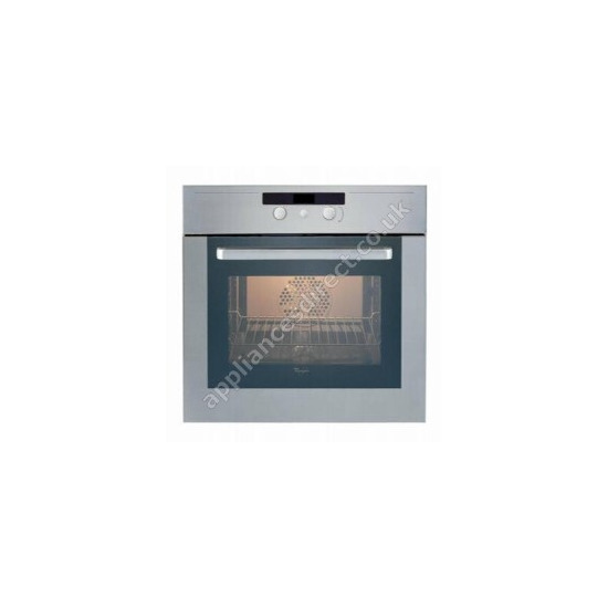 Whirlpool Pyrolytic Built-in Electric Single Oven