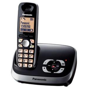 Photo of Panasonic 6521 (KX-TG6521EB) DECT Answermachine Landline Phone