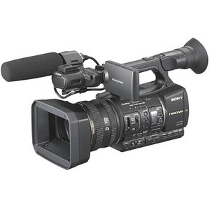 Photo of Sony NXCAM HXR-NX5 Camcorder