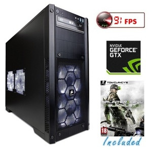 Photo of Cyberpower Gaming Armour XTREME II ECC01173 Desktop Computer