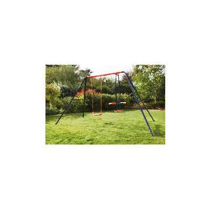 Photo of Tesco Single Swing & Glider Set Toy