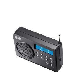 DAB113B Mini DAB Radio Black Reviews