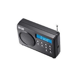 Photo of DAB113B Mini DAB Radio Black Radio