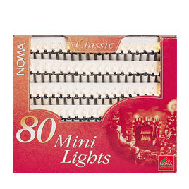 Noma 80 Classic Christmas Lights - clear Reviews