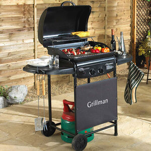 Photo of Grillman 1 Gas Barbecue BBQ