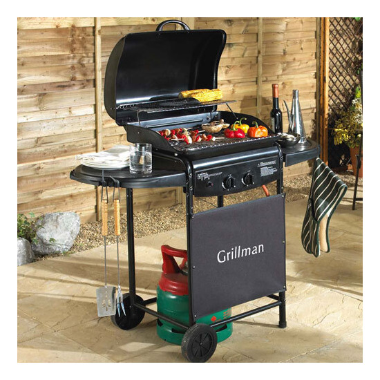 Grillman 1 Gas Barbecue