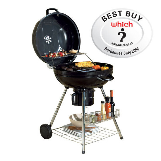 AWT Living Charcoal Kettle Grill Barbecue