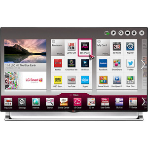 Photo of LG 65LA970W Television