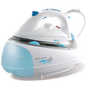 Photo of Morphy Richards Steam Generator Jetstream 2.2KW With Spray 42269 Iron