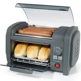 Prolectrix Hot Dog Mini Grill Reviews