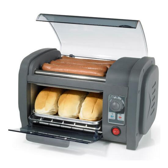 Prolectrix Hot Dog Mini Grill