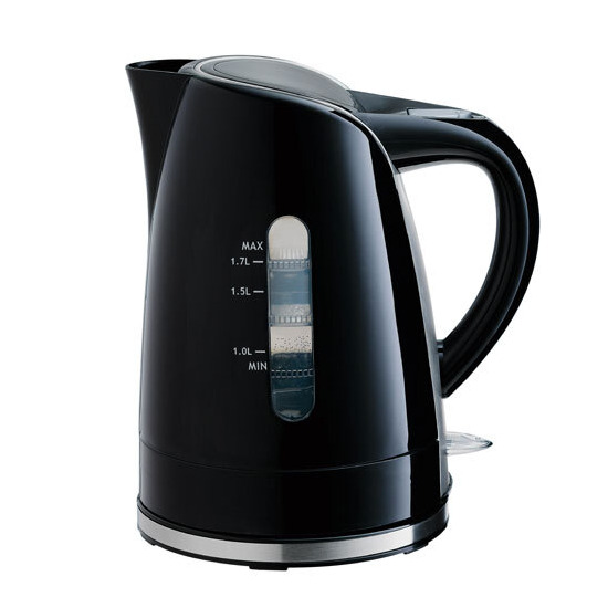 Prestige Black 1.7L Cordless Kettle