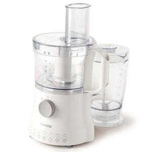 Photo of Kenwood White Compact Food Processor FP215 Food Processor
