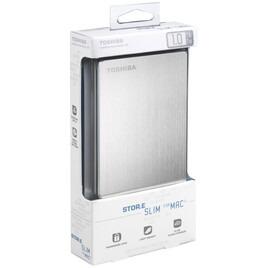 Toshiba Stor.E Slim for Mac 1TB Reviews