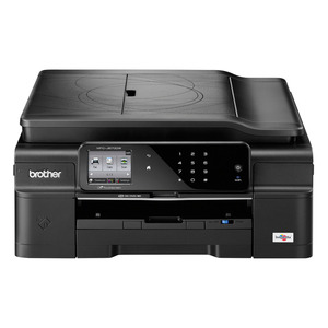 Photo of Brother MFC-J870DW Wireless All-In-One INKJET Printer Printer