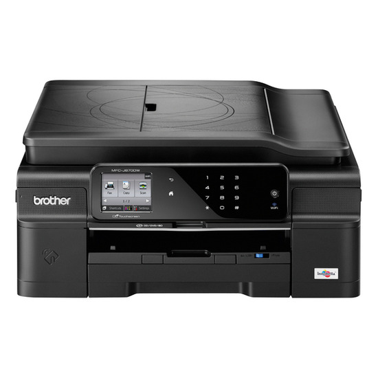 Brother MFC-J870DW wireless all-in-one inkjet printer