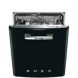 SMEG DI6013D1 Fullsize Integrated Dishwasher Reviews