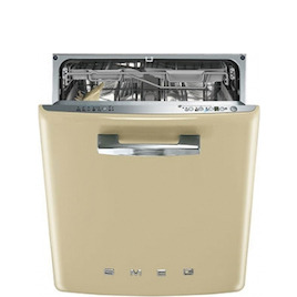 SMEG DI521 Fully Integrated Dishwasher with 12 Place Settings Reviews