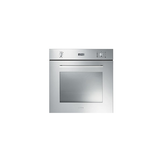 Smeg Cucina SF485X Electric Single Oven - Stainless Steel