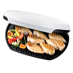 Photo of George Foreman 10 Portion Entertaining Grill Contact Grill