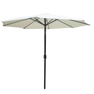 Photo of 3M Cream Parasol With Crank and Tilt Parasol