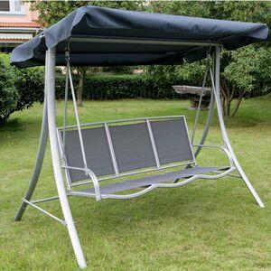 Photo of Deluxe 3 Seat Swing Hammock Garden Furniture