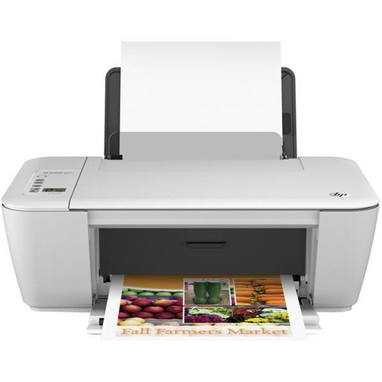 HP Deskjet 2540 wireless all-in-one inkjet printer