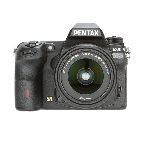 Pentax K-3 - Body