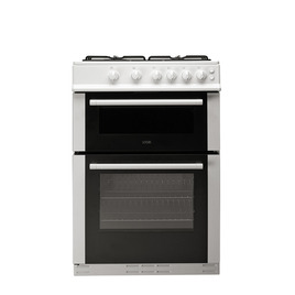 Logik LTOG60W13 Gas Cooker - White Reviews