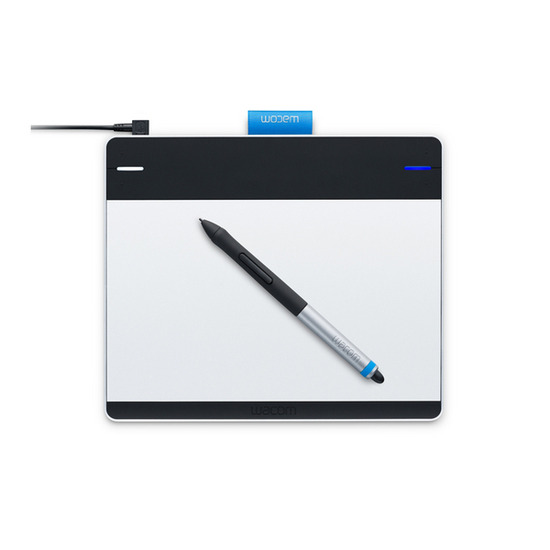 Wacom Intuos Pen & Touch Small CTL-480S-ENES
