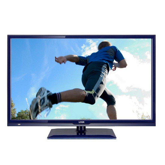 """Logik L24FEDN13 24"""" LED TV - with Built-in DVD player"""
