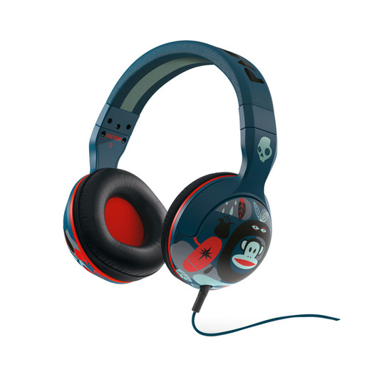 Hesh 2.0 S6HSFZ-330 Headphones - Paul Frank Design