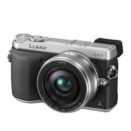 PANASONIC DMC-GX7CEB Compact System Camera with 20 mm Standard Lens Reviews