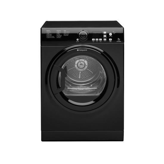 Hotpoint TVFG85C6K Vented Tumble Dryer